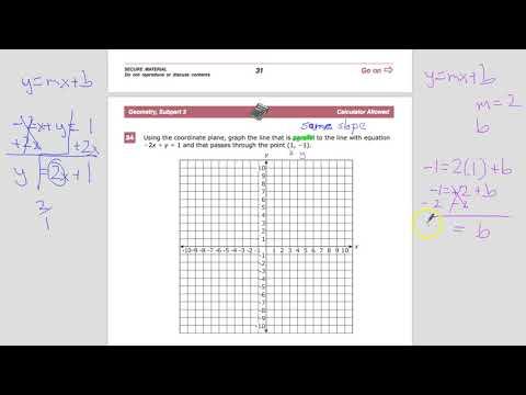 Question 24 - Geometry - TNReady Practice Test