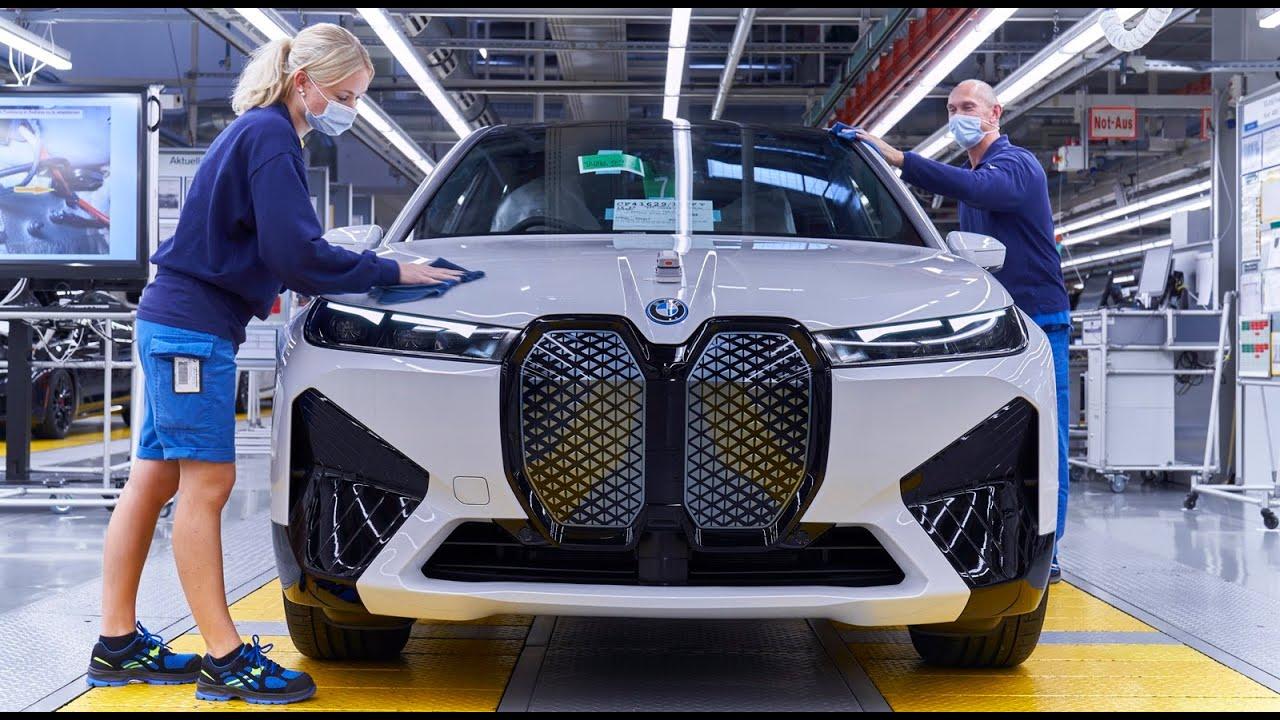 2022 BMW iX - Presentation