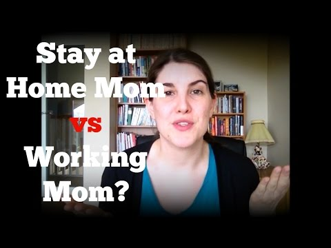 Stay at Home Mom vs Working Mom: 3 Factors to Decide Which is Right for You