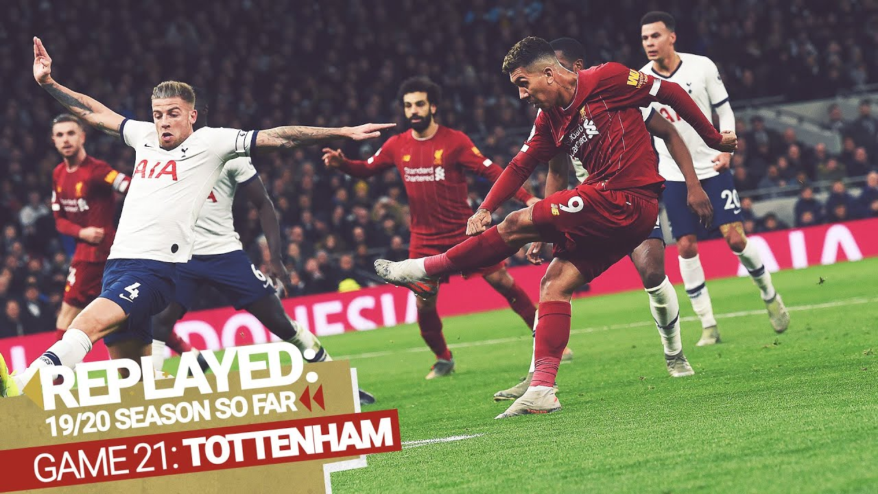 REPLAYED: Tottenham 0-1 Liverpool | Firmino wins it at Spurs