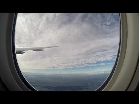 Flying Auckland to Rarotonga