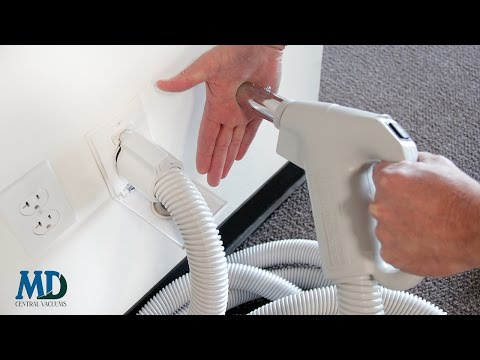 How to Unclog a Central Vacuum Using Pressure Build-Up
