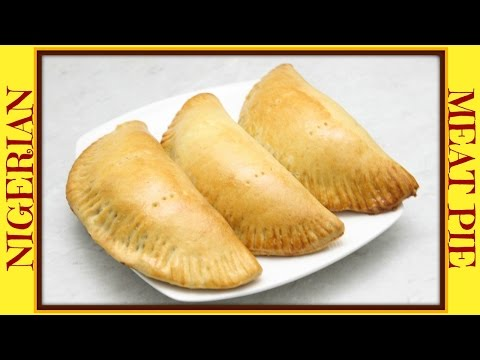 How to Make Nigerian Meat Pie | Nigerian Meat Pie | Nigeria Meat Pie Dough | Yummieliciouz Food Reci