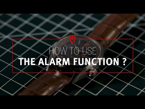 TUDOR Tutorial #2: How To Use the Alarm Function?