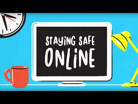 Why is it important to be safe online?