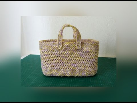 Making Plarn Bags (Pattern 5)