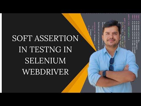 Soft Assertion in TestNG in Selenium Webdriver