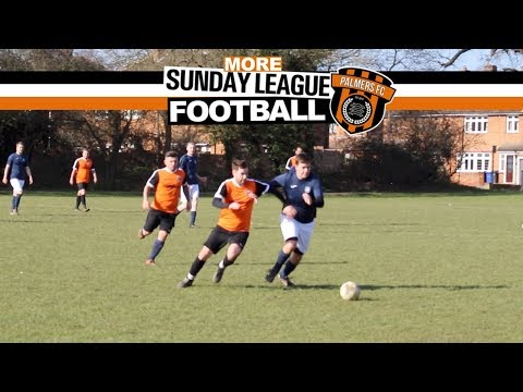 MORE Sunday League Football - A NEW CHALLENGE