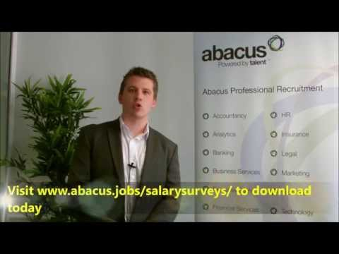 Business Services Salary Survey - Abacus Professional Recruitment