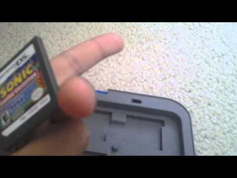 Unboxing dsi used