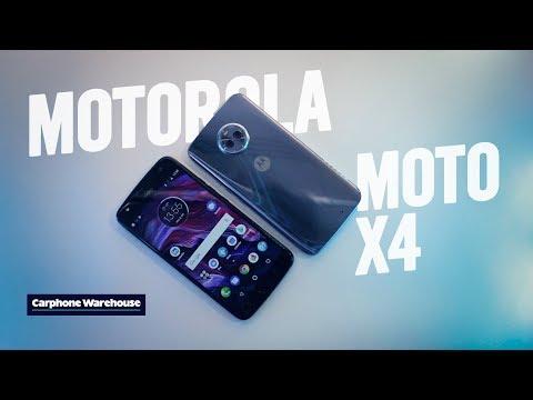 Motorola Moto X4 at Carphone Warehouse