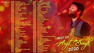 Best of Arijit Singh 2020 | 80 Super Hit Songs Jukebox | 6 hours non stop