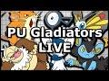 42 Minutes Of Pu Gladiators Live