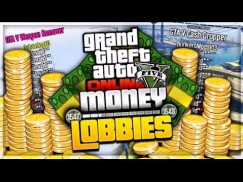 gta v ps4 free money lobby