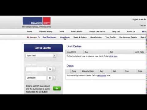 Travelex International Payments in Australia