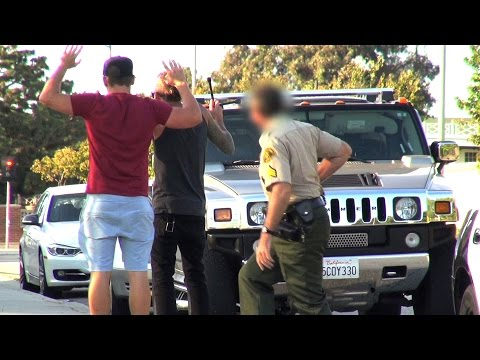 Stealing Car Tires Prank!!
