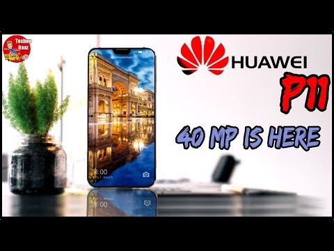[HINDI] Huawei P11 Exclusive - A DSLR with 40 MP | TechnoBaaz