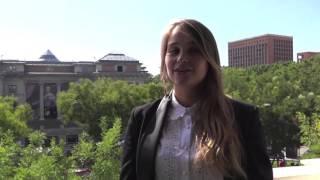 Placement International J1 Visa Program; Justine Caresmel