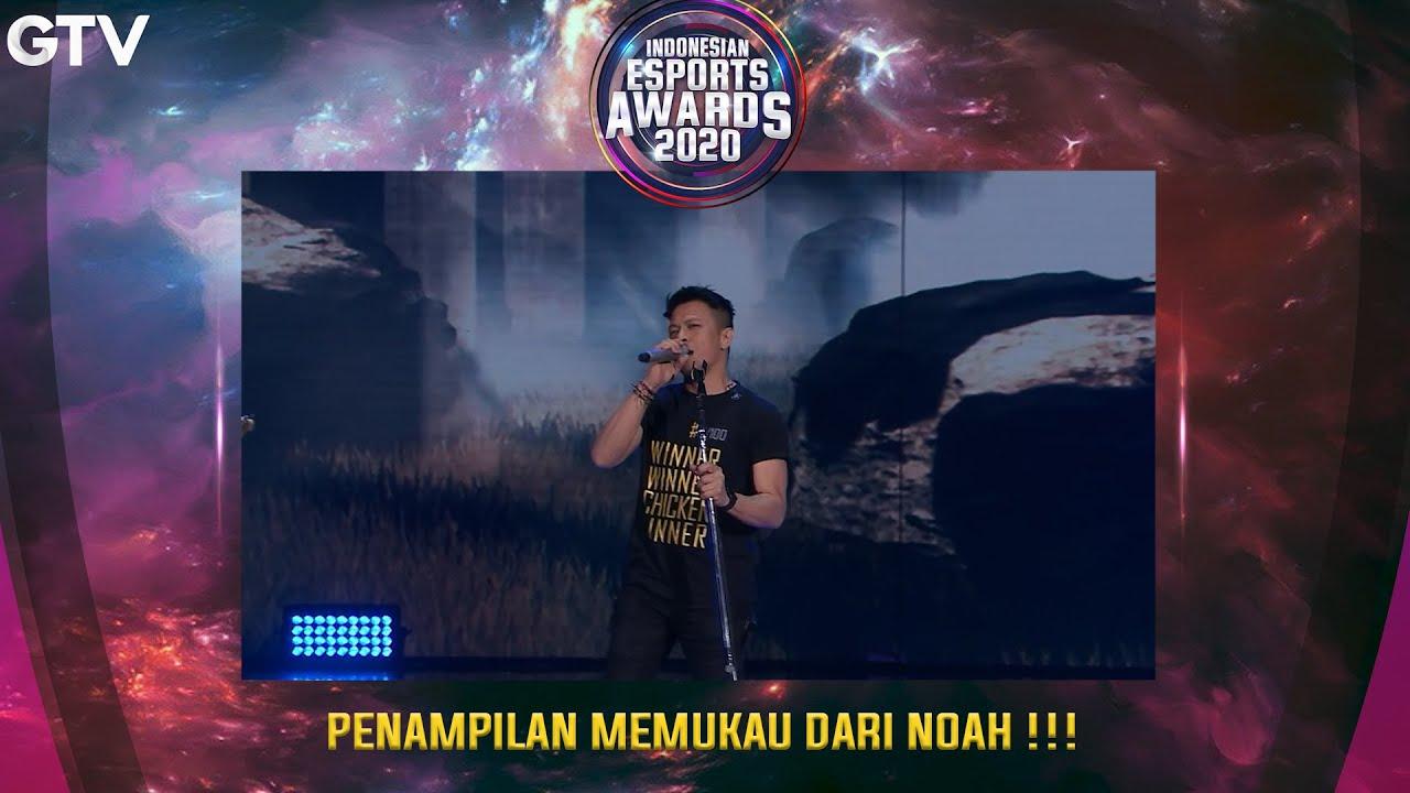 """Medley Song NOAH - Menemaniku X Wanitaku | INDONESIAN ESPORTS AWARDS 2020"