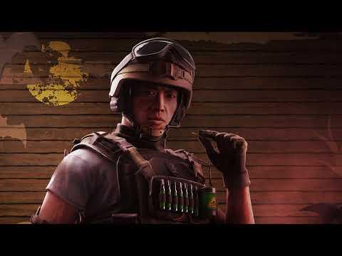 Rainbow Six Siege Lesion voice lines
