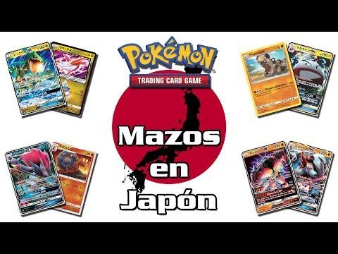 Los mazos de Pokémon TCG en Japón - ¡Un Metagame diferente!
