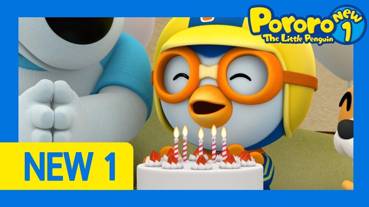 Pororo New1 | Ep37 Happy Birthday | Who's birthday is it today? | Pororo HD