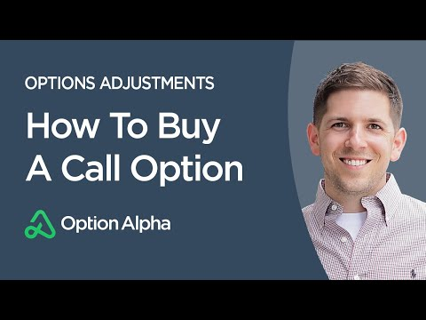 How To Buy A Call Option