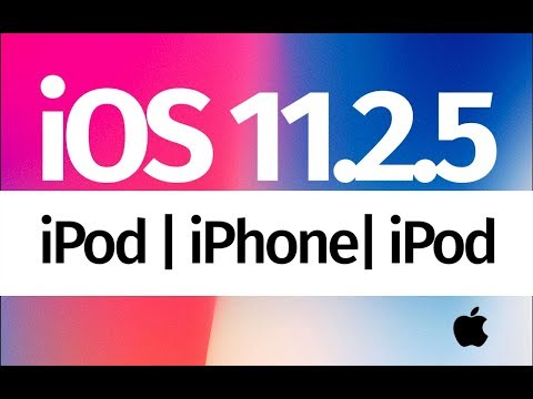 How to Update to iOS 11.2.5 - iPhone iPad iPod