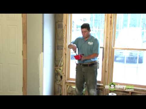 Build a Closet - Taping and Finishing