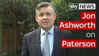 Jon Ashworth on Paterson