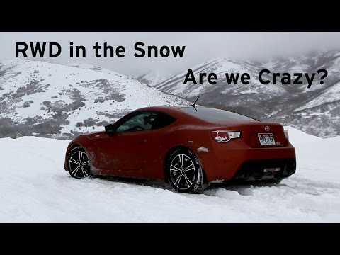 RWD in a Snowstorm - Are we Crazy? - FR-S Long Term #3 - Everyday Driver