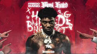 Fredo Bang - Droppin (Official Instrumental)