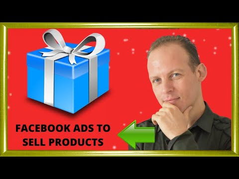 How to do Facebook paid advertising to sell products