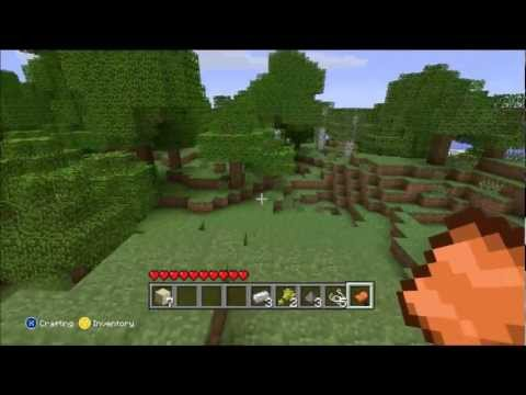 Minecraft Xbox 360 Edition: How to get a Saddle