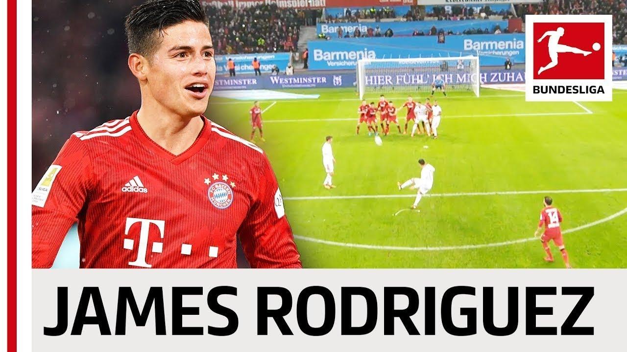 James Rodriguez - All Goals and Assists