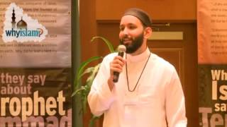 The Story Of Jerrushalm     |     Omar Suleiman