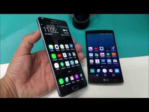 Samsung Galaxy Note 5 vs LG G4 Full Comparison