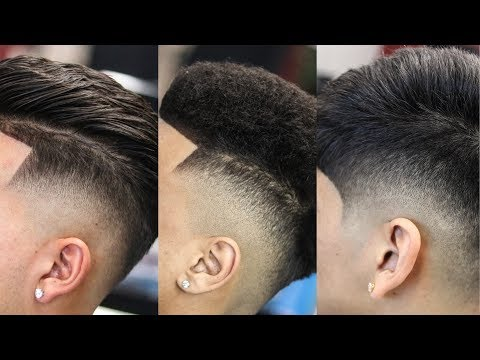DIFFERENCE BETWEEN A LOW FADE VS DROP FADE