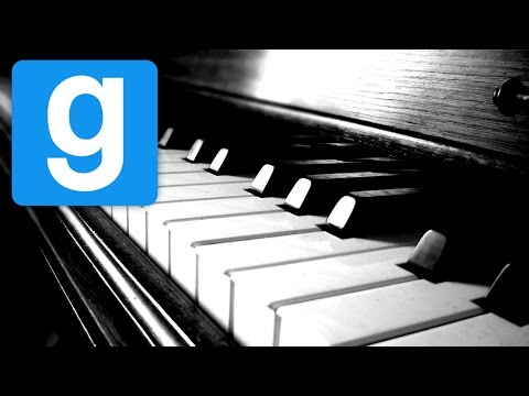 Gmod Tutorial - Use midi controller for playable piano