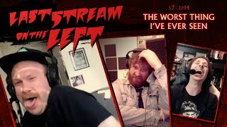 Last Stream On The Left | S7 Ep14: The Worst Thing I've Ever Seen | Adult Swim