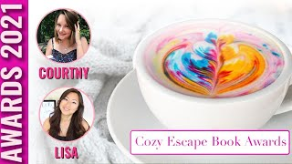 1st Annual Cozy Escape Awards To Celebrate Cozy Mystery Day 2021