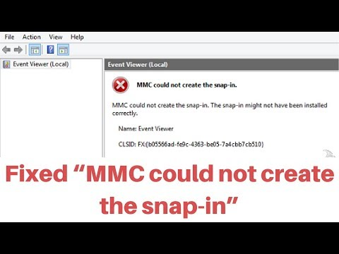 """How to fix """"MMC could not create the snap-in"""" error message while starting gpedit.msc"""