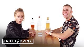 Exes Play Truth or Drink (Brooke & Skyler) | Truth or Drink | Cut