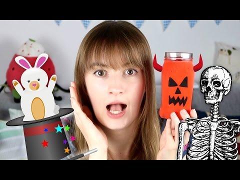 Creepy and Magic Idioms in German & English
