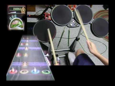 Guitar Hero Metallica - Fight Fire With Fire Drums FC 100% Expert