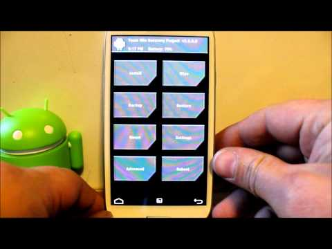 How to install Touch Rage rom on the Galaxy S3 with TWRP recovery