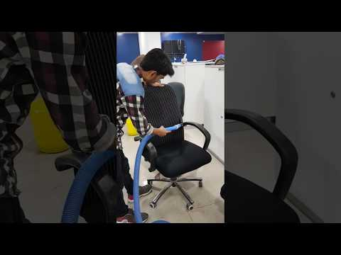 Office chair cleaning - www.chaircleaning.xyz - Magic Duster Cleaning Services