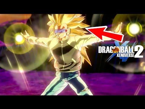 Dragon Ball XENOVERSE 2 | HOW TO UNLOCK SUPER SAIYAN 1-2-3 FOR CAC