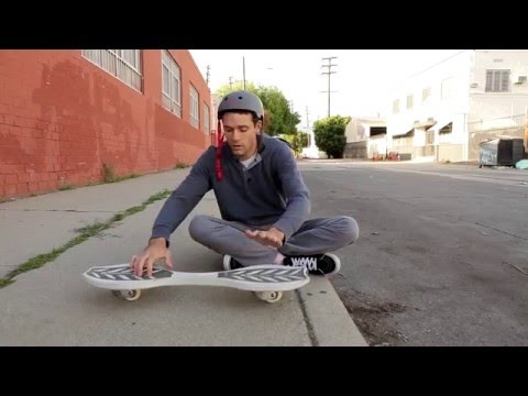 RipStik Tutorials - How to Ollie Up a Curb [HD]