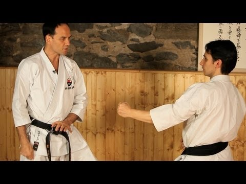 How to Improve Your Karate Sparring | Karate Lessons